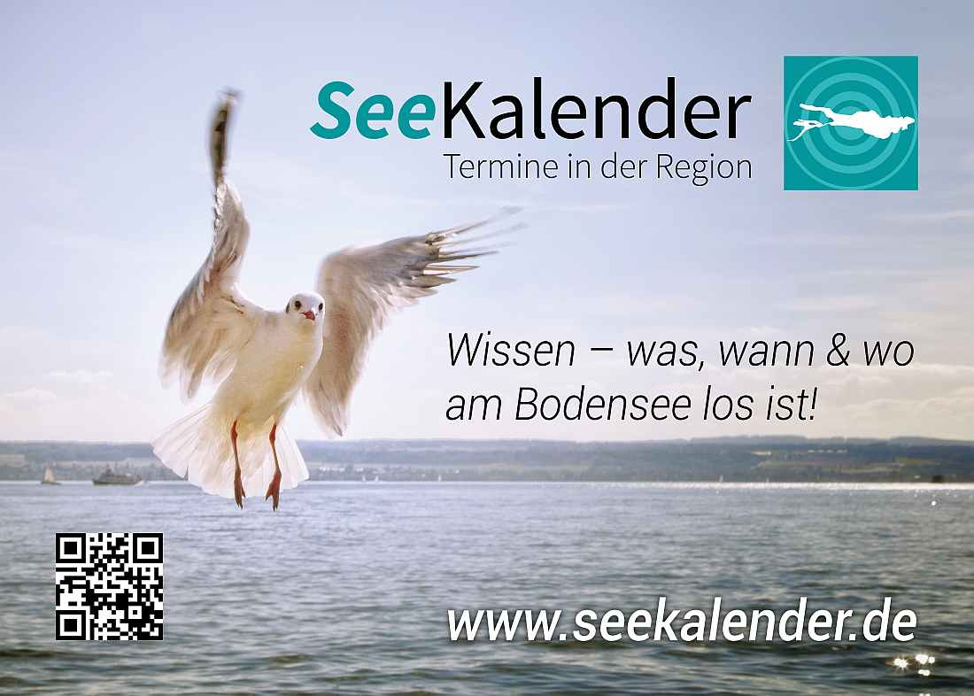 Seekalender Wissen - was, wann wo am Bodensee los ist!