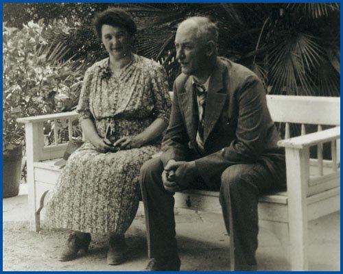 Irma und Hermann Merk aus Markdorf